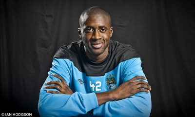 Toure seals One year contract with Manchester City.