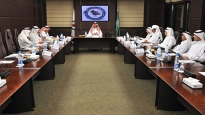 A meeting has been called in Saudi Arabia for opposition groups in Syria.