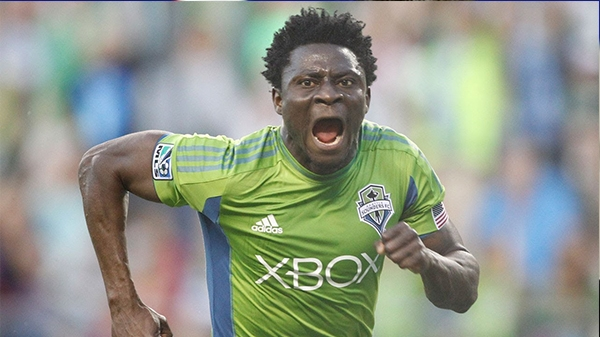 Nigeria's football international, OBAFEMI MARTINS has signed to play in the Chinese Super League.
