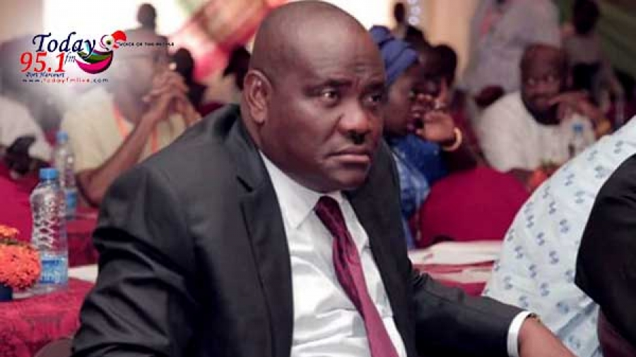 Gov Wike fires 4 CTC chairmen.
