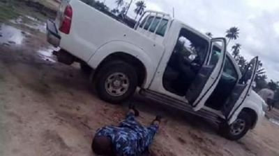 Criminals shot dead Police Officer in Rivers State