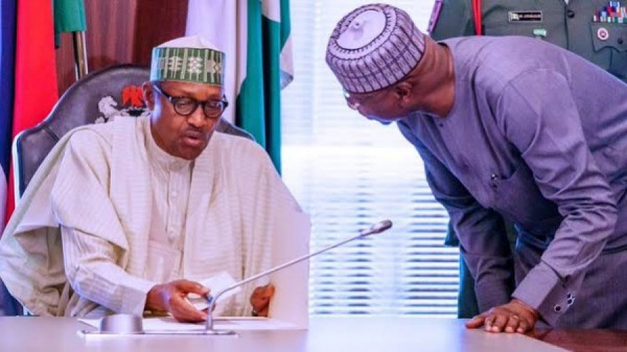 FG explains why electoral act wasn't signed into law by President Buhari