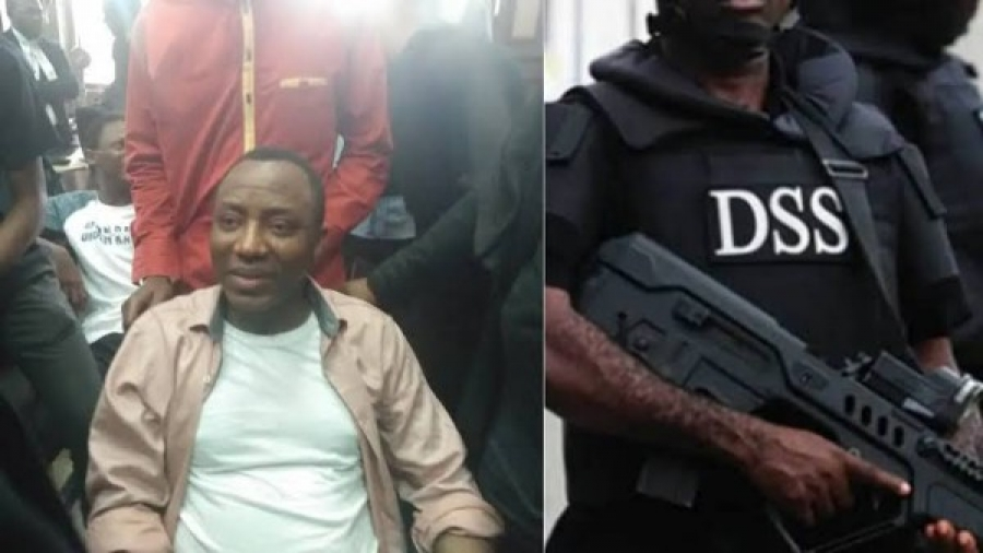 AGF takes over Sowore's case from the DSS