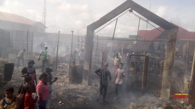 Fire Hazard renders 43 families homeless in Obio Okpor of Rivers State