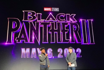 MARVEL REVEALS DATE FOR BLACK PANTHER 2 (video)