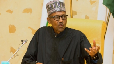 APC is beginning to self-destruct, president Buhari warns