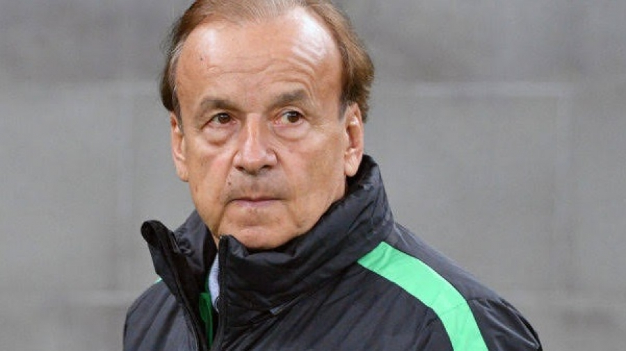 The Mother of Super Eagles Coach, Gernot Rohr is dead