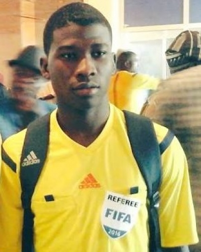 NIGERIA YOUNGEST REFEREE ADEBIMPE GETS FIFA DUTY AT WORLD CUP