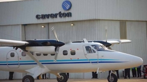 Caverton Helicopters: We have permission to fly during Covid-19 lockdown