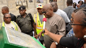 Gov Wike satisfied with ongoing projects in Rivers State
