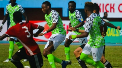 Olympic Eagles eliminated from U23 AFCON, fails to qualify for TOKYO 2020 Olympics