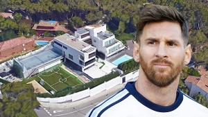Did you know? Airplanes are banned from flying over Lionel Messi's house in Barcelona. Find out why...
