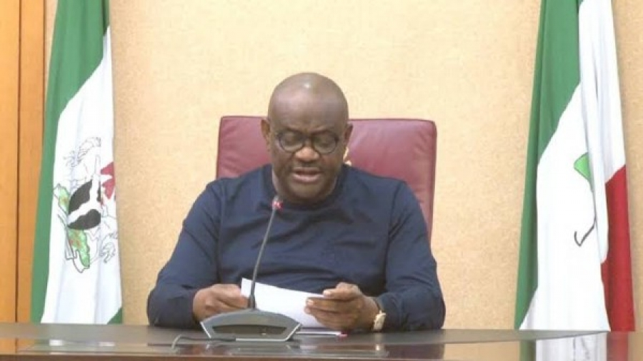 Governor Wike imposes Curfew in areas of Portharcourt, suspends Obio Akpor council Chairman