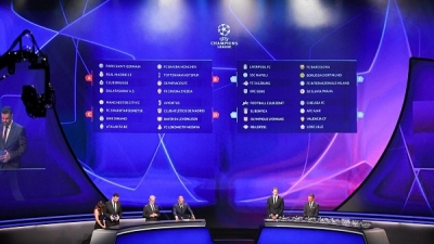 Club groups for UEFA champions league 2019/2020 Season (Video)