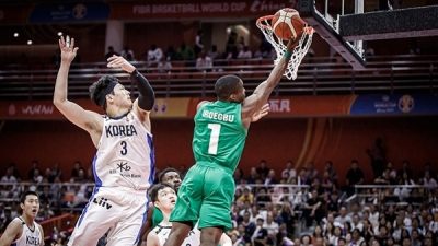 D'Tigers Annihilate South Korea, set to Seal Automatic Qualification to Olympics