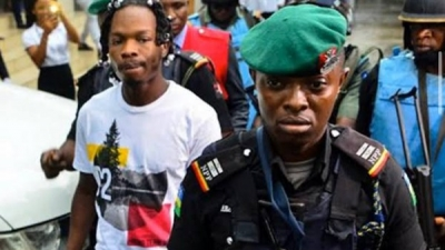Naira Marley in court for violating Covid-19 protocol