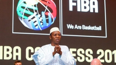 NBBF celebrate Niang's emergence as FIBA President