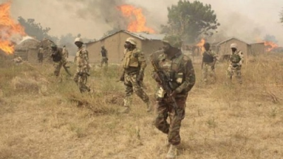 Nigeria Army sweeps Boko Haram commanders from Lake Chad
