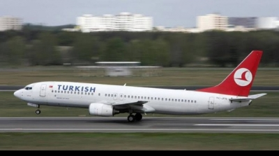 Nigerian government suspends Turkish airline
