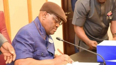 BREAKING NEWS: Governor Wike approves payment of N30,000 minimum wage in Rivers State