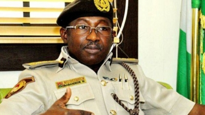 Comptroller-General of the Nigeria Immigration Service, MUHAMMAD BABANDEDE