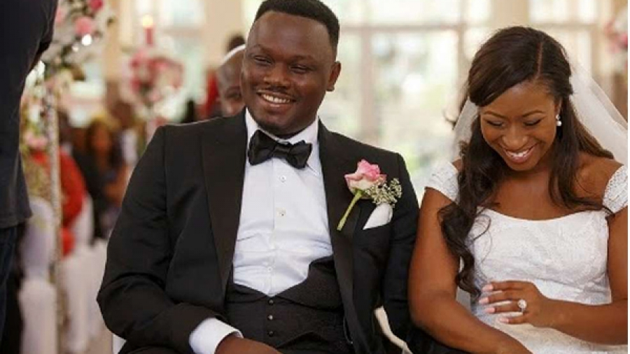 Dr. Sid & Wife, Simi Esiri Celebrate their 1-Year Anniversary with Loving Words.