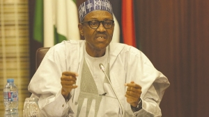 President Buhari condemns attack on Gov Babagana's convoy