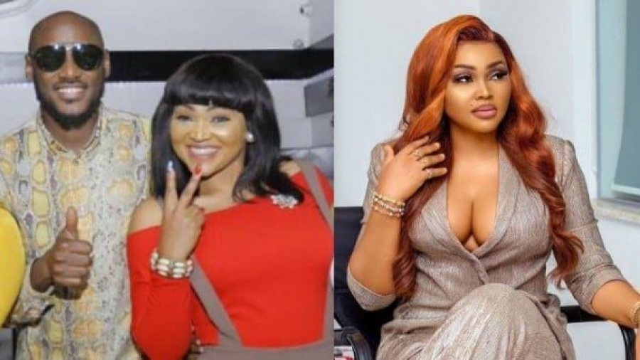 I had a crush on 2baba for a long time says actress Mercy Aigbe