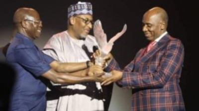 Amaechi bags minister of the decade award