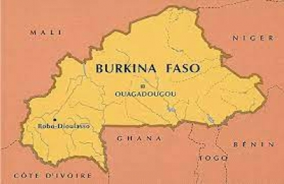 Gunmen kill 30 in Burkina Faso