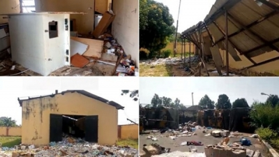 Residents attack Kaduna State NAFDAC office