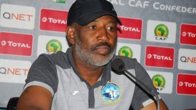 CAFCC: What Usman Abd'Allah said after Enyimba's win over TS Galaxy of South Africa