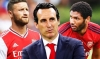 EMERY ASKS MUSTAFI AND ELNENY TO LEAVE ARSENAL
