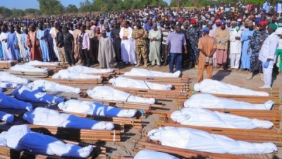 Borno Massacre: UN calls for immediate release of Kidnapped civilians