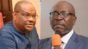 Edo 2020: Gov Wike questions APC's support of Ize-Iyamu