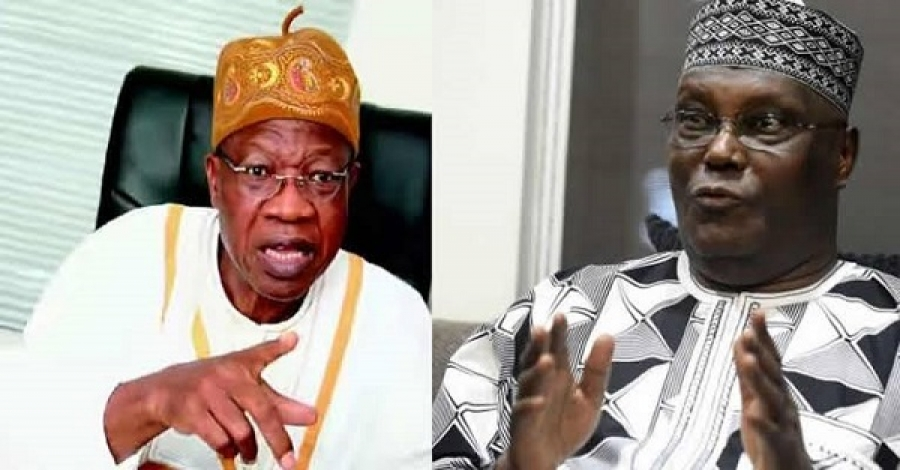 Apologize to Nigerians-Lai Mohammed urges PDP,Atiku