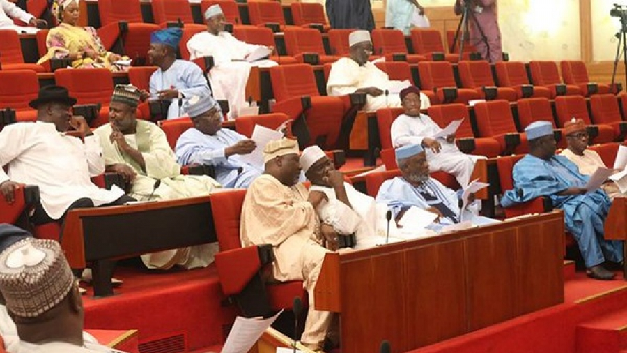 Nigerian senate endorses life imprisonment for kidnappers